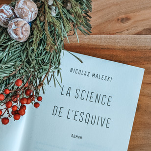 La Science de l'esquive - Nicolas Maleski