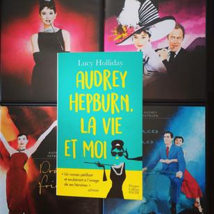 Audrey Hepburn, la vie et moi, Lucy Holliday
