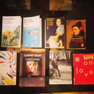 Livres et chansons #3 : Que je t'aime