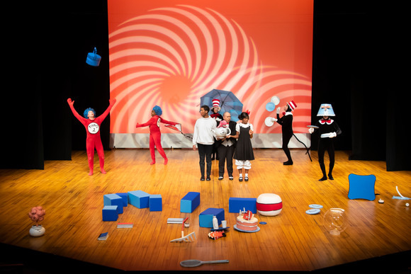 21. the cast of the cat in the hat - asf