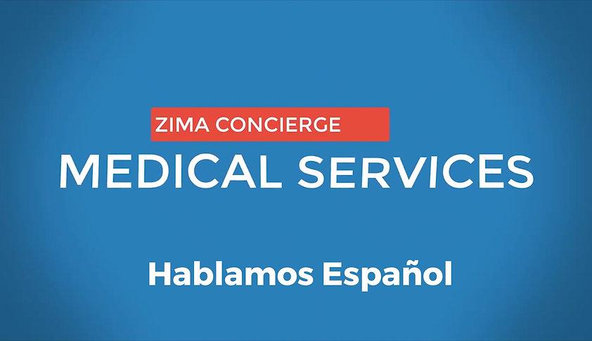 ZIMA, hablamos español
