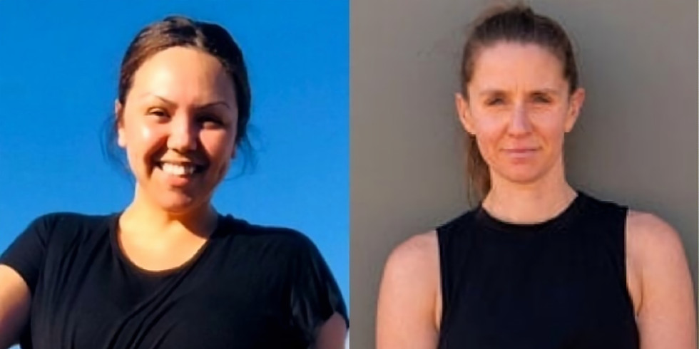 Kick-off Class with Shana Alexander and Diana Claxton - March 7, 9:00 AM