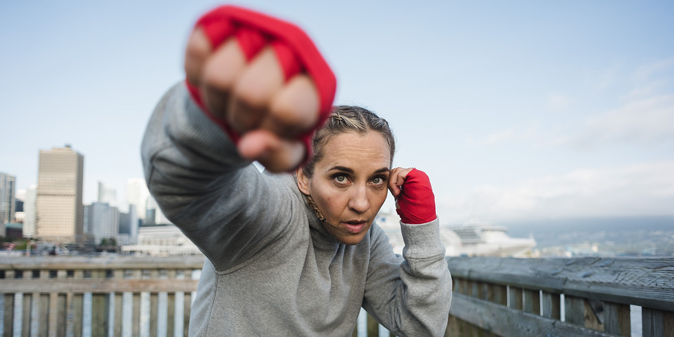 Boxing & Fitness with Anna Farrant - March 9, 5:30 PM