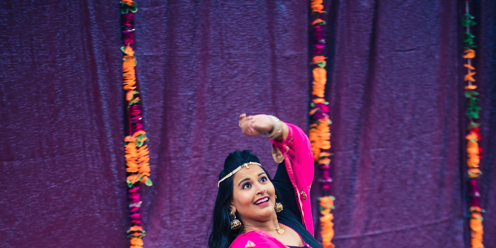 Bollywood Dance with Karima Essa - March 11, 7:30 PM