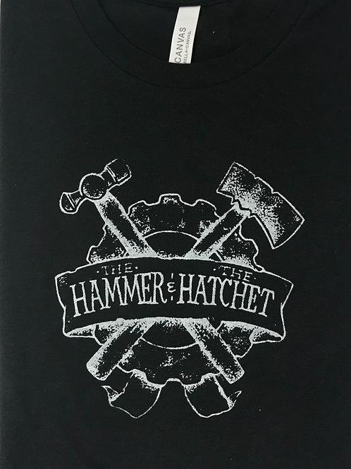 The Hammer and The Hatchet Original Logo T-shirt