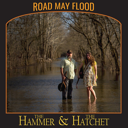 Road May Flood - Translucent Vinyl