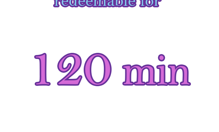 I AM HEALING 120-Minute Gift Certificate
