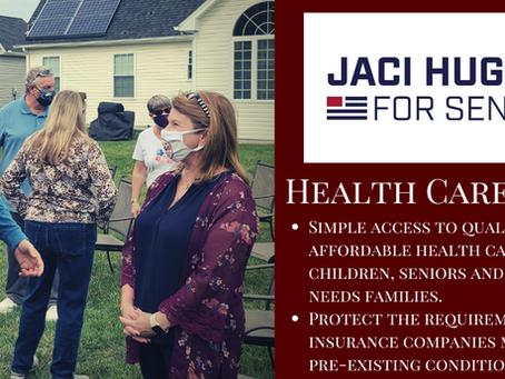 Jaci's Plan for Health Care