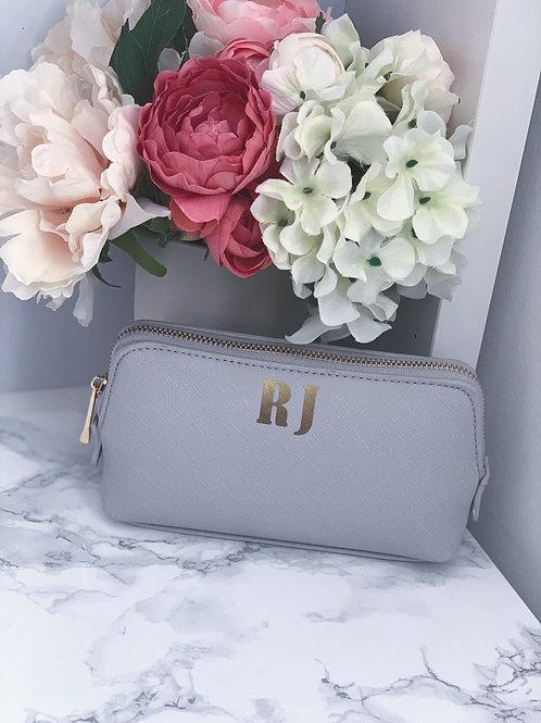 Initial - Boutique Zip Bag Large