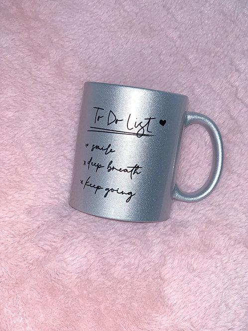 To Do List Feel Good - Mug