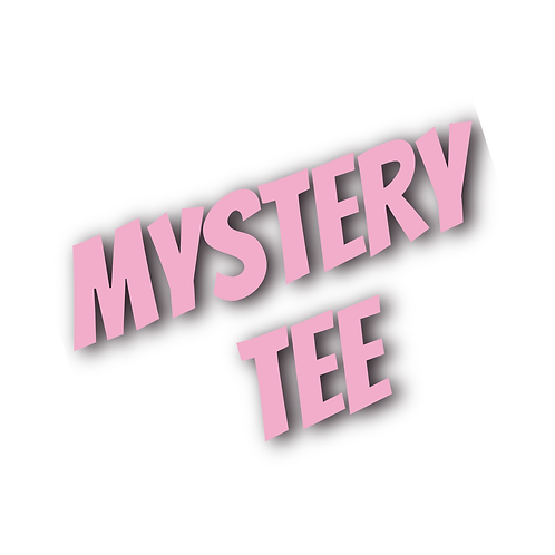 Mystery Tee - V Neck Bf Fit