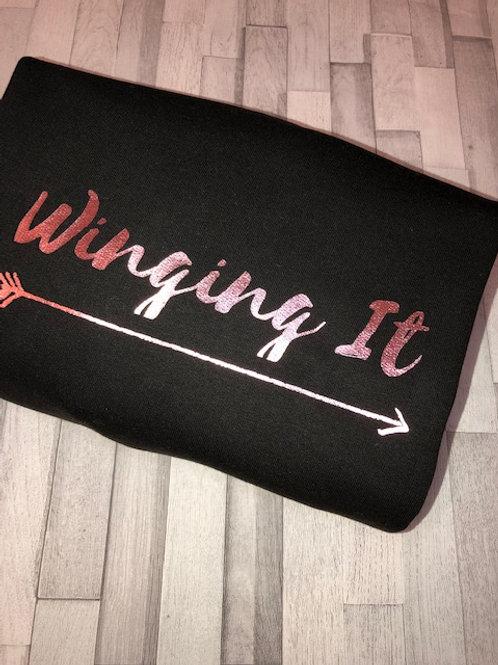 Winging It - Sweatshirt