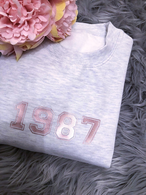 Choose Your Year - Sweatshirt