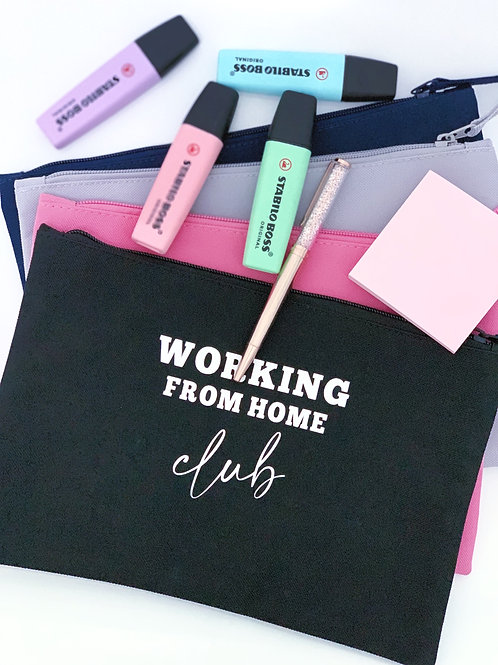 Working From Home Club