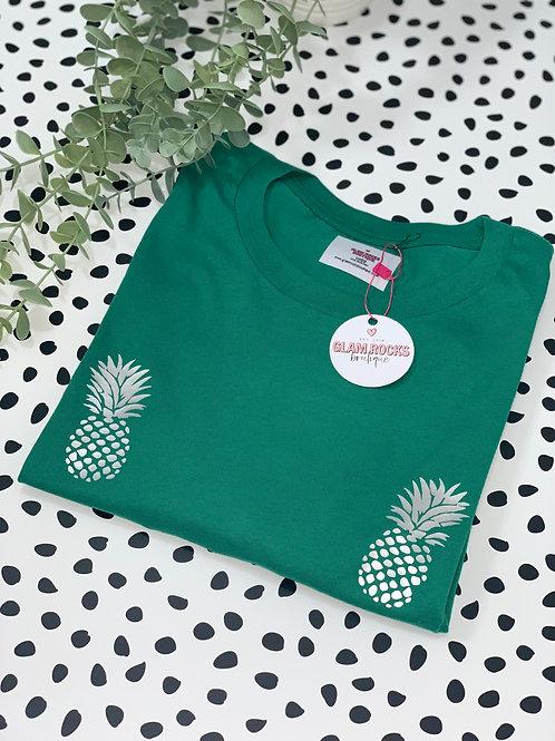 Pineapple Boobs