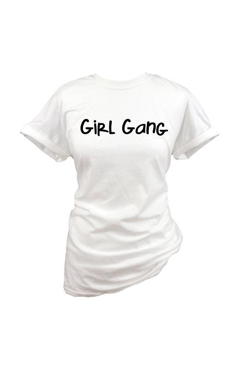 Girl Gang - Twinning Tee