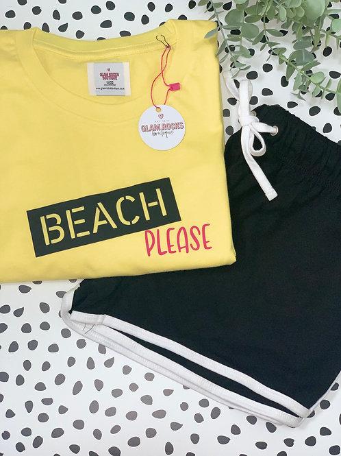 Beach Please Set