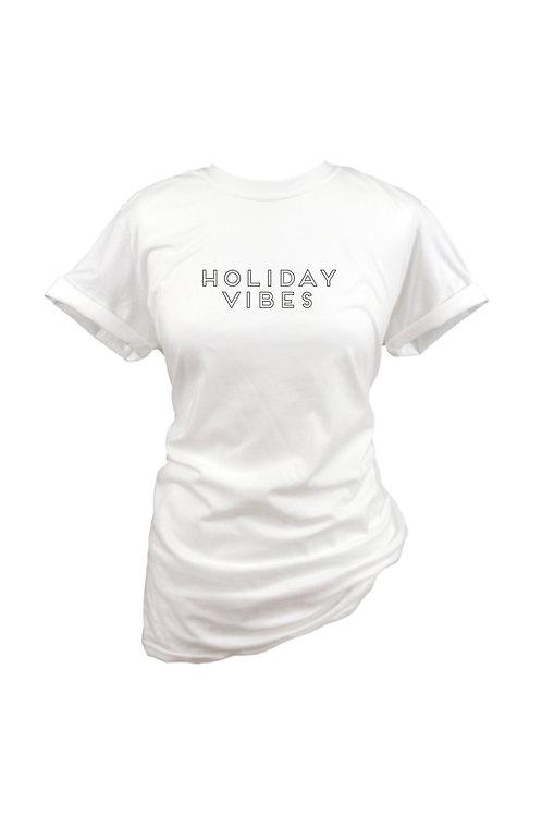 Holiday Vibes - Tee