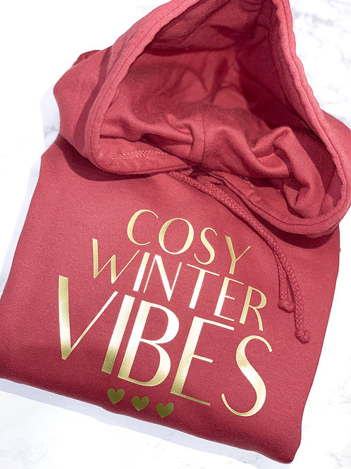 Cosy Winter Vibes - Hoody