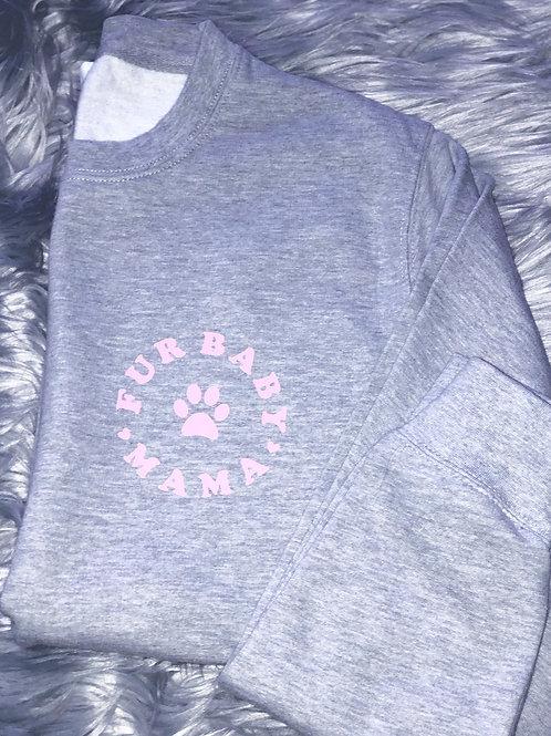 Fur Baby Mama - Sweatshirt