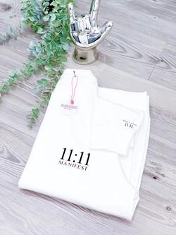 1111 Sweatshirt Manifest