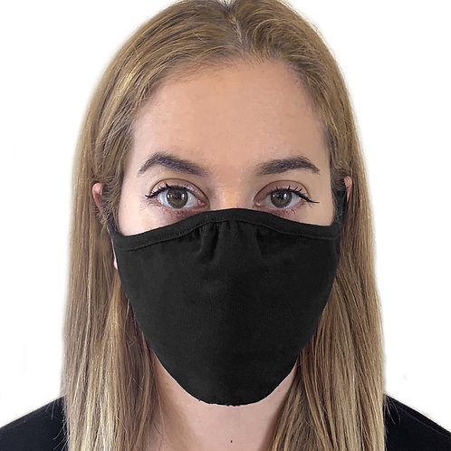 Face Covering  Navy - Adult