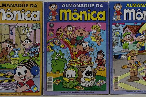Almanaques da Mônica