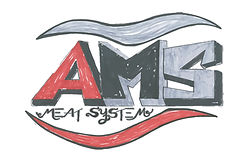 AMS MEAT SYSTEM LOGO
