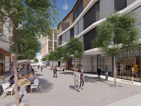 City car yard, half a city block, to make way for massive Hamilton CBD development