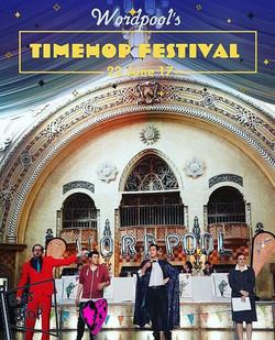 Timehop Literary Festival 2018