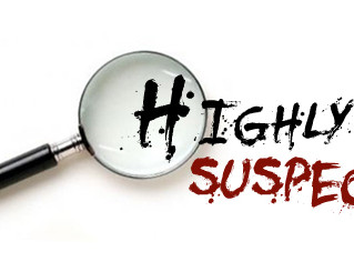 Highly Suspect Logo