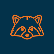 Allting logo square only raccoon.png