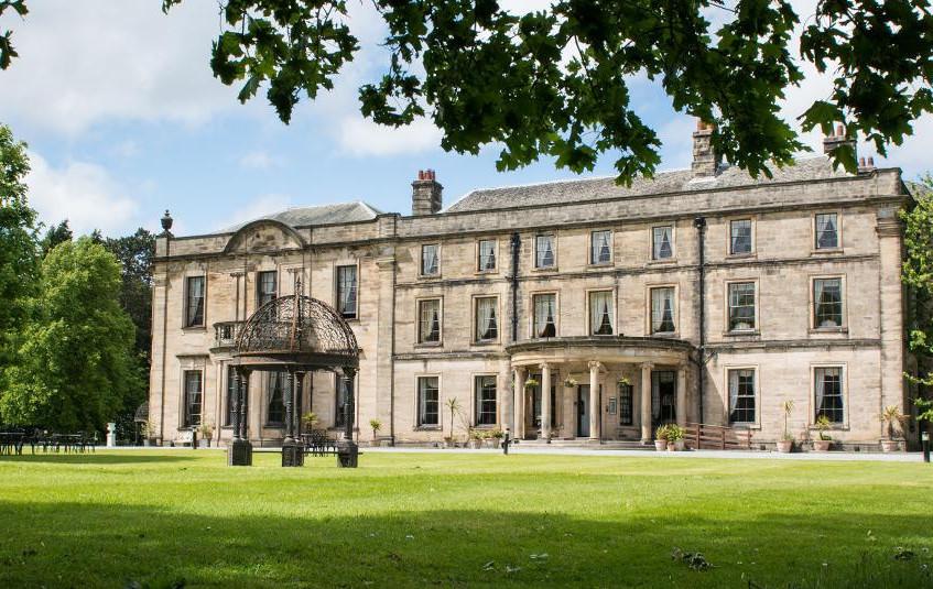 Beamish Hall, Beamish, County Durham