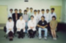 薬理研究室での大学院生時代