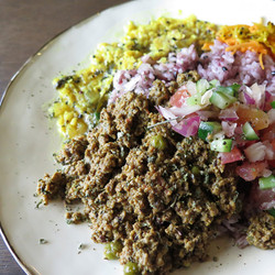 Pork keema curry/ポークキーマカレー