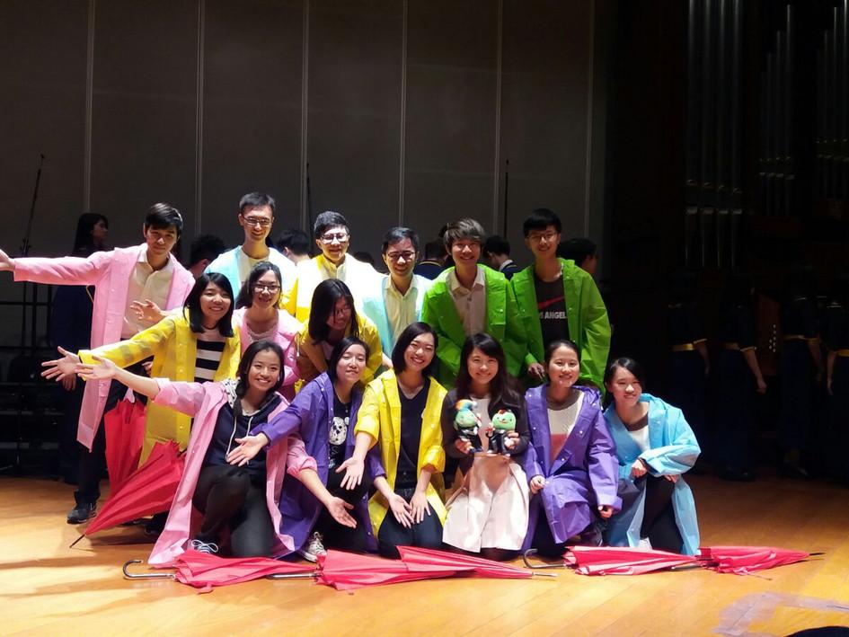 CUHK- LWS College Choir