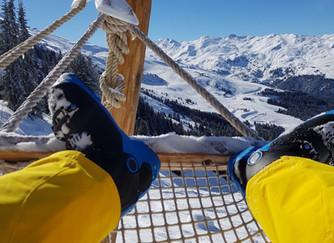 Chalet Couple | What a ski season taught us