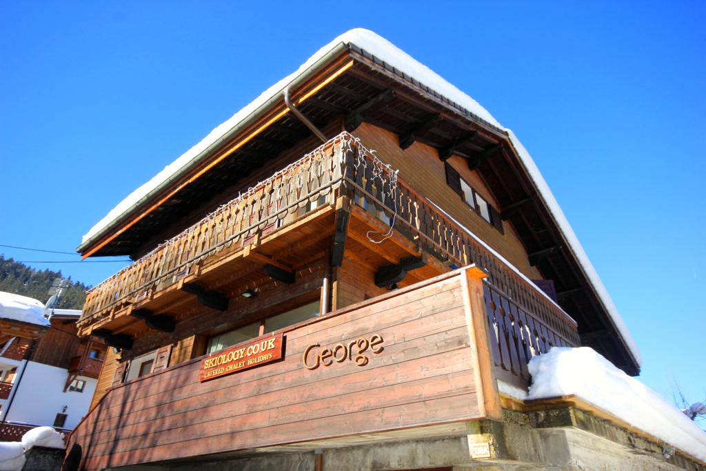 skiology george