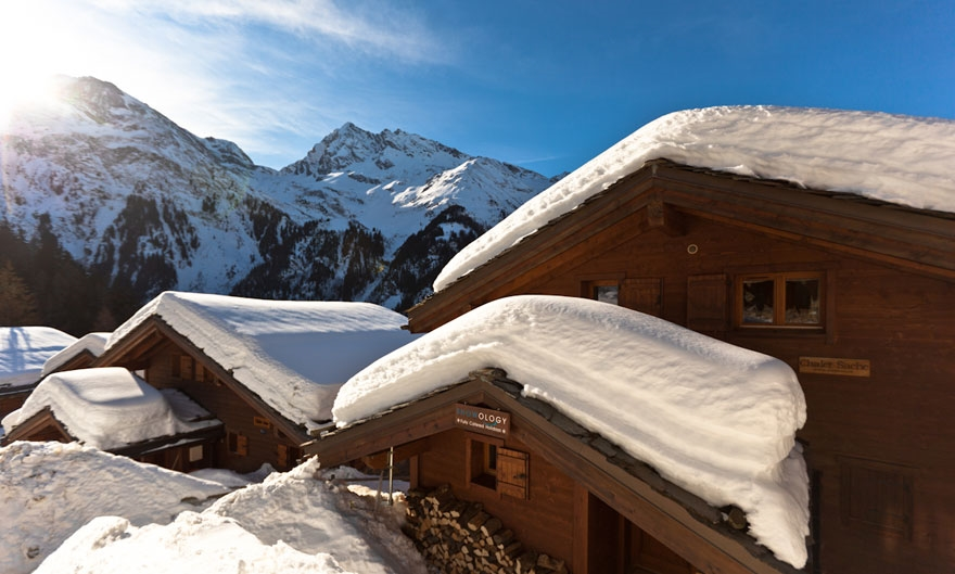 chalet snowology