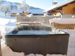 Hot tub reach4thealps