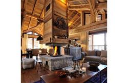 the alpine club lounge