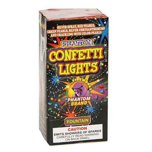 Confetti Lights  (Buy 1 get 1 FREE)