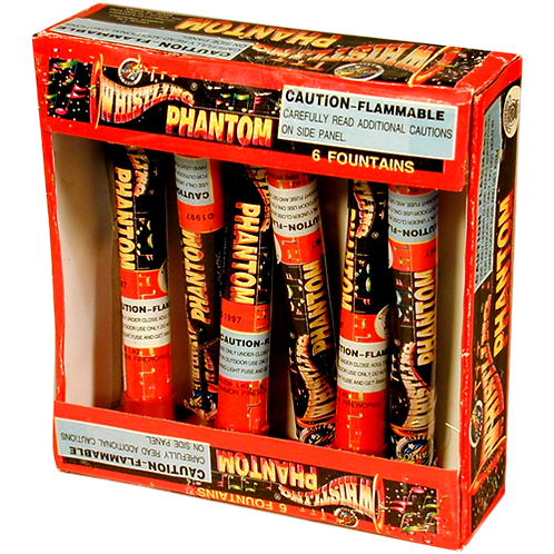Whistling Phantom (6 pack)