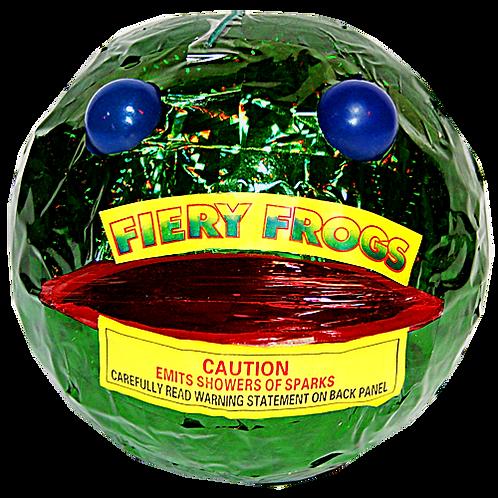 Fiery Frog