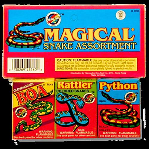 Magical Snake  (Buy 1 get 1 FREE) 6pack