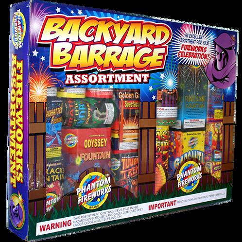 Backyard Barrage