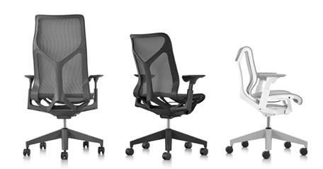 Nueva silla Cosm por Herman Miller