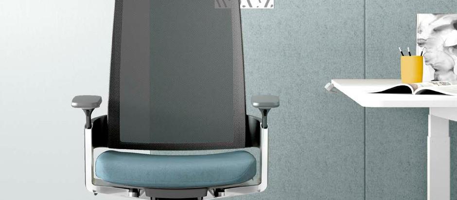 3.60: la silla de dirección que promueve la actividad física