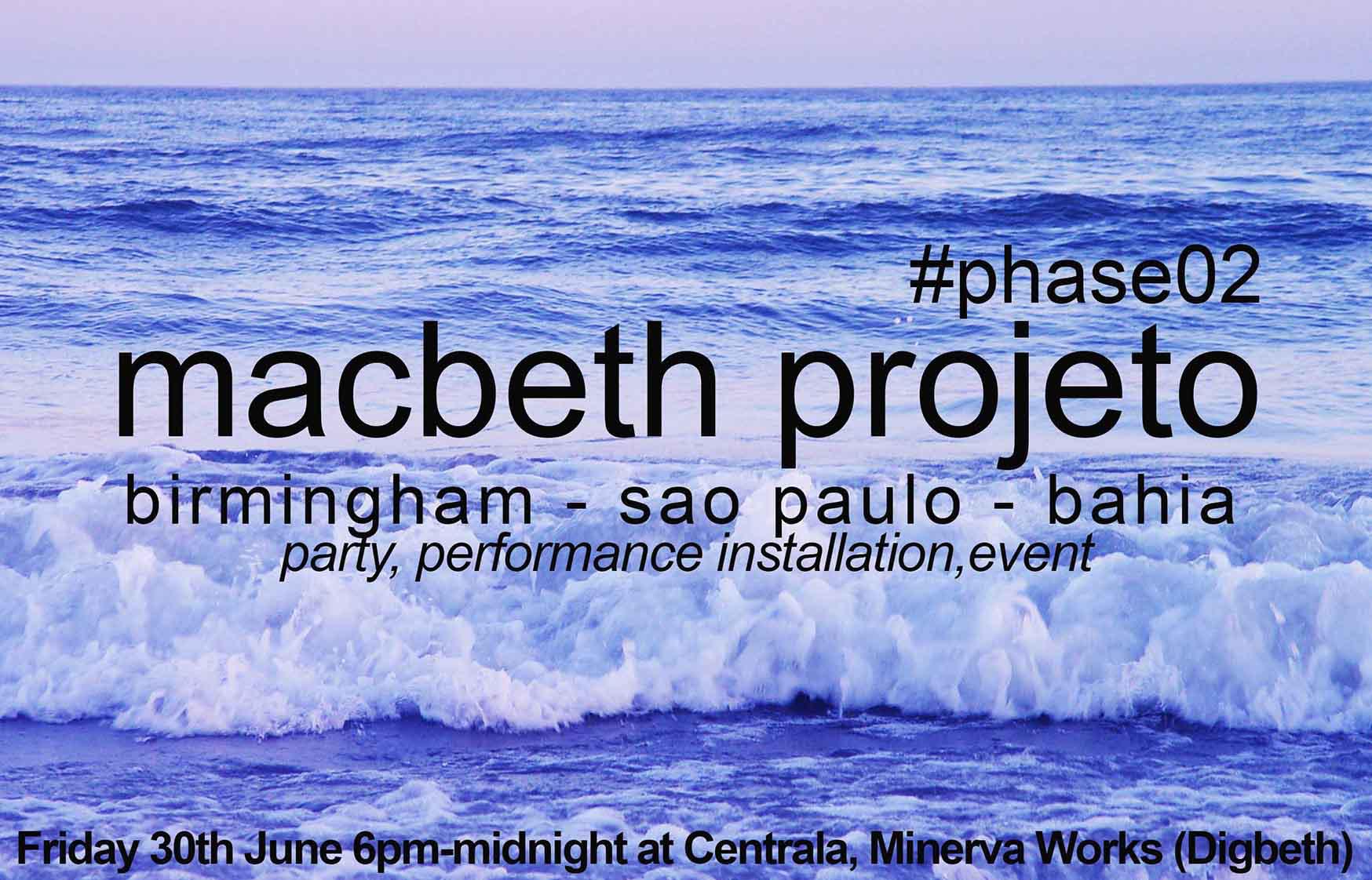 Macbeth Projeto