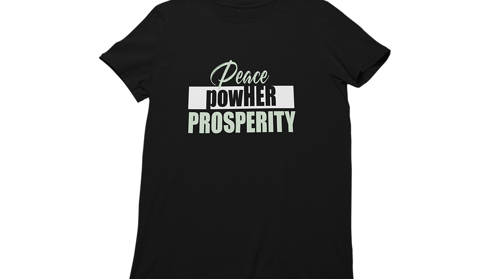Peace PowHER Prosperity